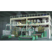 2400MM SS spunbond nonwoven fabric making machine