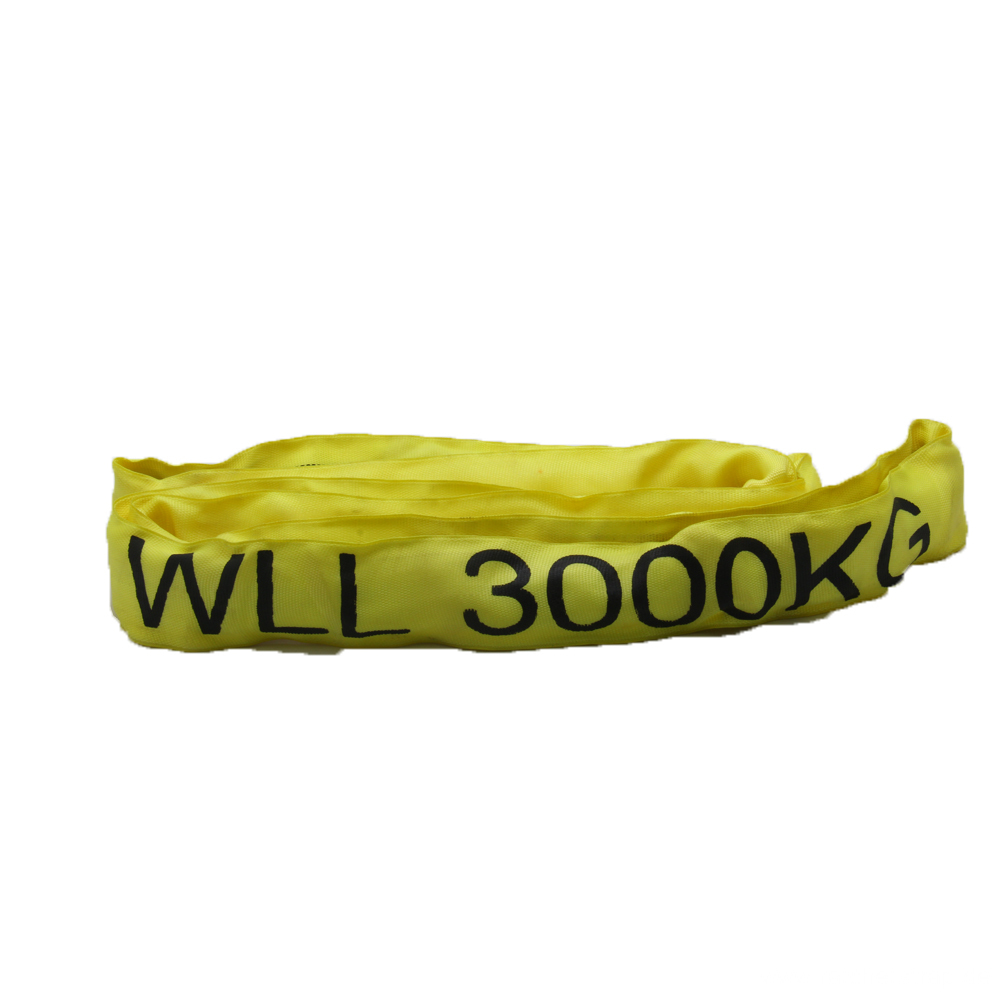 Factory Price Endless Type Rigging Lifting Round Sling