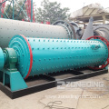 Wet Grinding Silica Sand Ball Mill