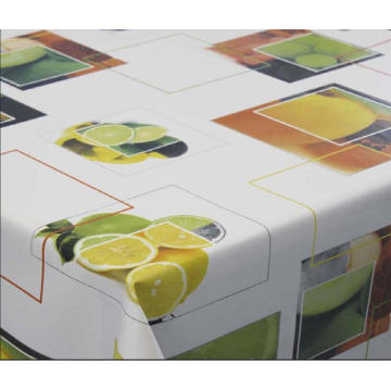 Pvc Printed fitted table covers Zulily
