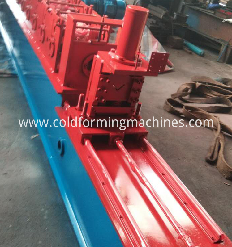 angle v type roll forming machinery 3