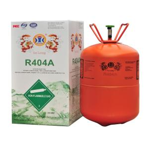 Rapid Delivery for for Freon Gas Refrigerant gas R404A for refrigeration export to Cape Verde Suppliers