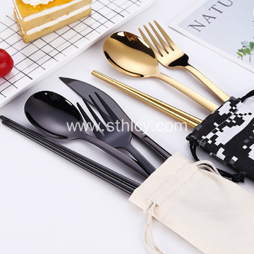 304 Stainless Steel Flatware Set