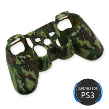 Silicone Protective Case Cover For PS3