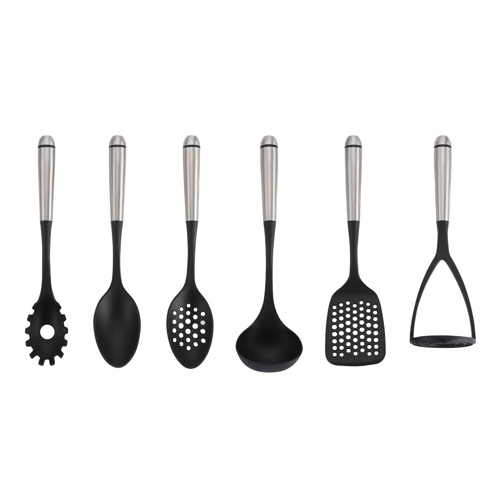Stianless Steel Handle Cooking Kitchen Utensils