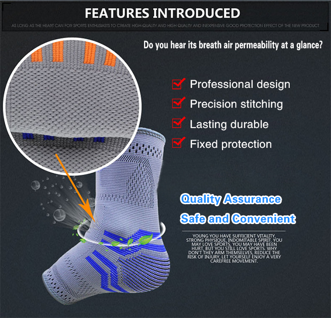 Improve Microcirculation Ankle Brace