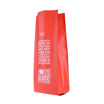 High Quality Laminated Foil Bag With Gusset