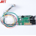 Laser Distance Ranging Industrial Sensor Module with USB-TTL
