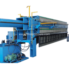 Industrial Food Beverage Chamber Membrane Filter Press