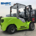 Diesel Powered Forklift 4 Ton Trucks
