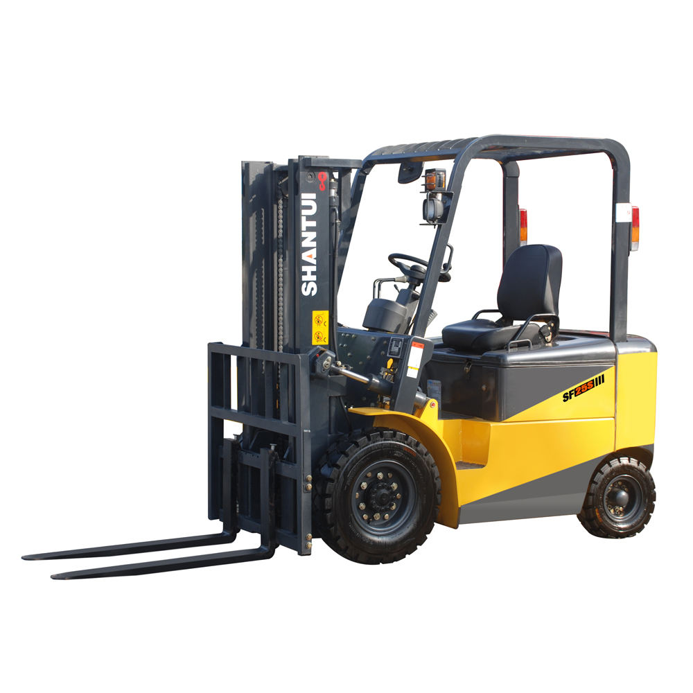 2.5 ton electric forklift