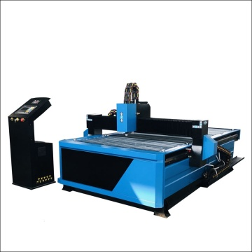 CNC steel plasma cutting table machine