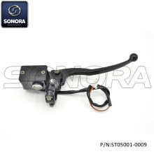 New Delivery for for YBR125 Brake shoe YBR125 Front Master Cylinder with lever (P/N:ST05001-0009) Top Quality export to Portugal Supplier