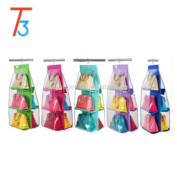 Household Durable Hanging Bag Closet Organizer Storage for handbag