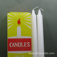 Aoyin Candle Factory Cheap White Stick Candle Africa