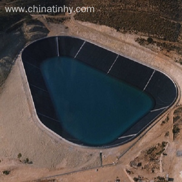 Shear Strength HDPE Geomembrane liner