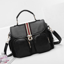 Fashion and leisure new style black lady bags