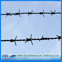 New Delivery for Iron Barbed Wire Fence Double Twist Galvanized Barbed Wire supply to Malaysia Importers