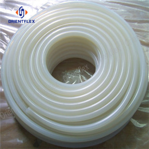 High quality oil resistant colored vacuum silicone hose