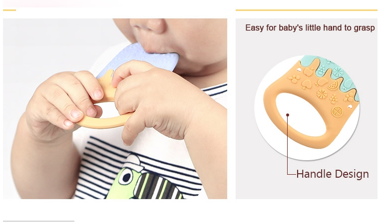 Hot Sell Baby Teether