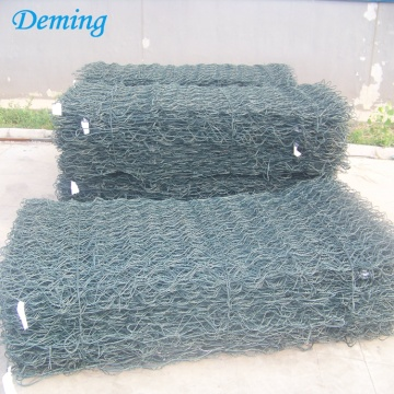 High Quality Make Wire Mesh Gabion Basket