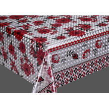 3D Embossed Printed Tablecloth Wholesale