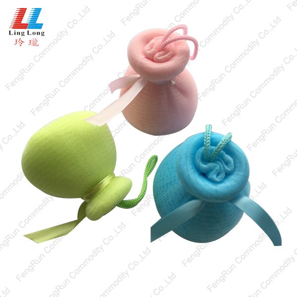 Face Wash PE Material facial sponge