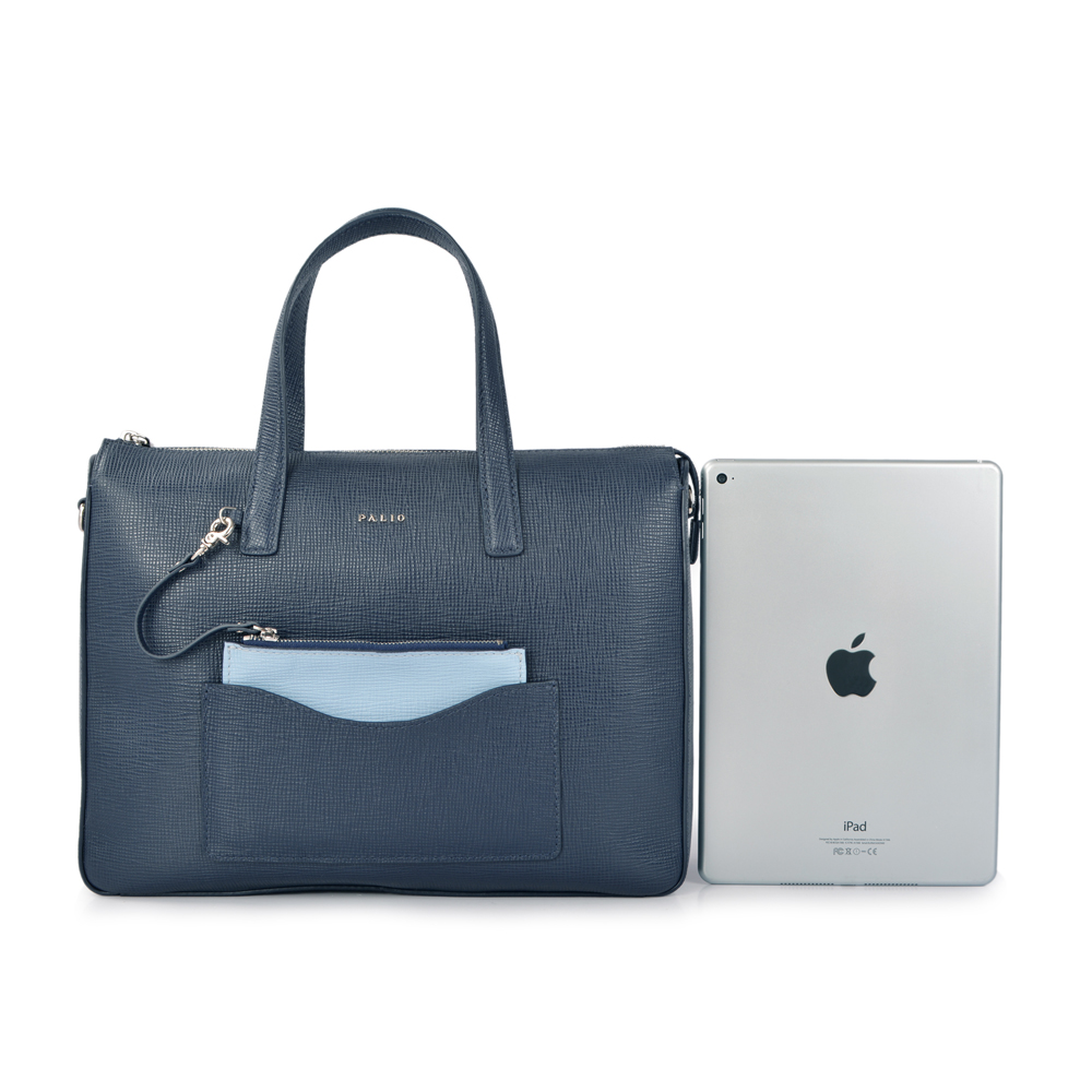leather bag women's business bags