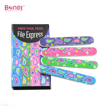 Beauty Manicure Colourful EVA Nail File