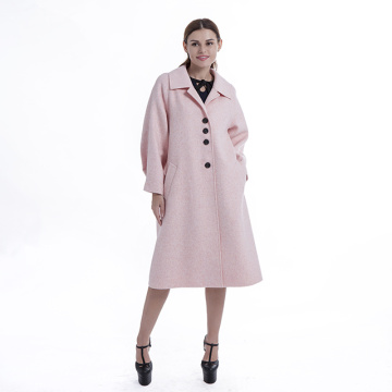 New cashmere overcoat for autumn and winter