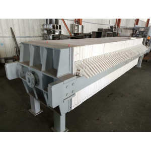 High Effective Food Beverage Stainless Steel Filter Press