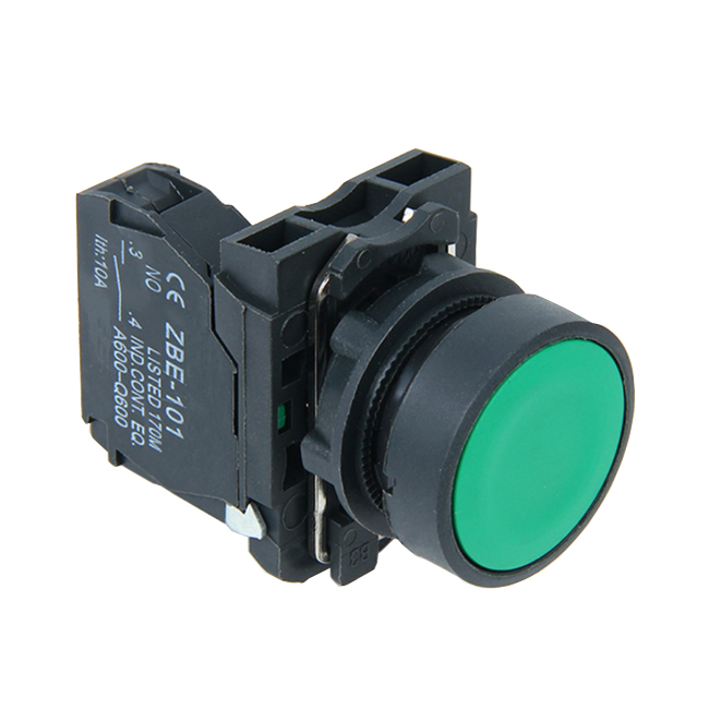 XB5AA42 Pushbutton Switch NO/NC