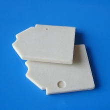 Best Quality for Alumina Industrial Ceramic Plate High quality Heating insulating ceramic plate export to Russian Federation Supplier