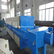 Automatic Pottery Clay Plate Frame Filter Press