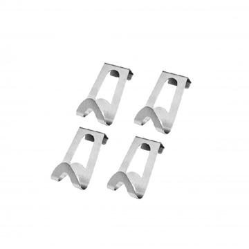over the door hooks for thick doors 4pcs