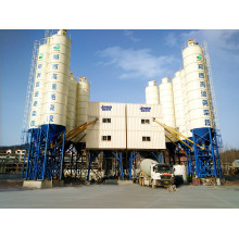 Good Quality for Batching Plant Belt Type Concrete Batching Plant supply to Barbados Factory