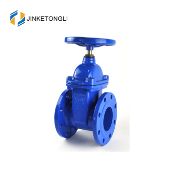 Supply for for 4 Inch Gate Valve JKTLCG047 direct buried cast steel 35mm gate valve supply to Heard and Mc Donald Islands Wholesale