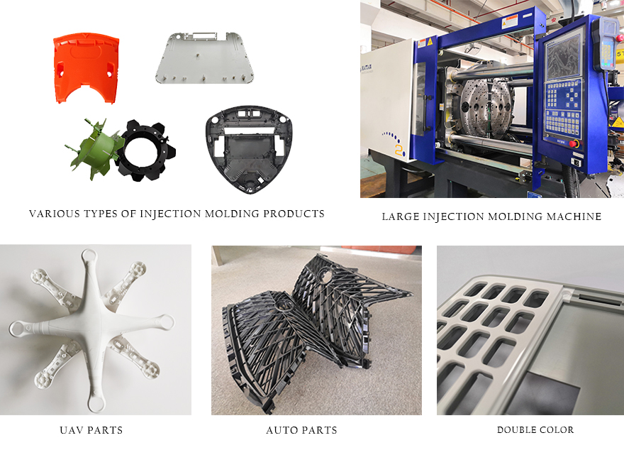 Plastic Injection Plastic Molding