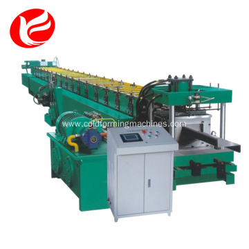 Roof  c purlin roll forming machine gujarat