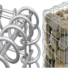 Fixed Competitive Price for Bastion Barrier Hot Dip Galvanized Welded Gabion Basket supply to Madagascar Wholesale