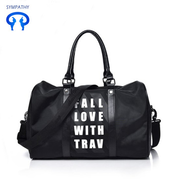 New style travel bag nylon hand bag