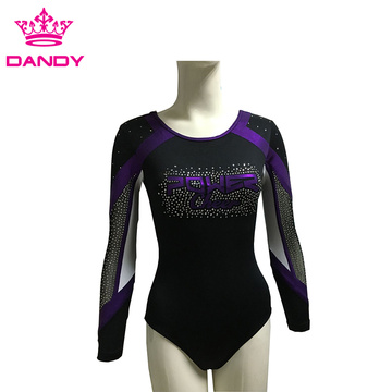 Custom Dancers Gymnastics Training Leotard