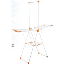 Metal Clothes Dryer With Wings