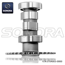 Professional for China Manufacturer of Performance Scooter Camshaft, Gy6 150 Camshaft, Gy6 50 Camshaft GY6 50 139QMA B Camshaft (P/N:ST04003-0000) Top Quality supply to India Supplier
