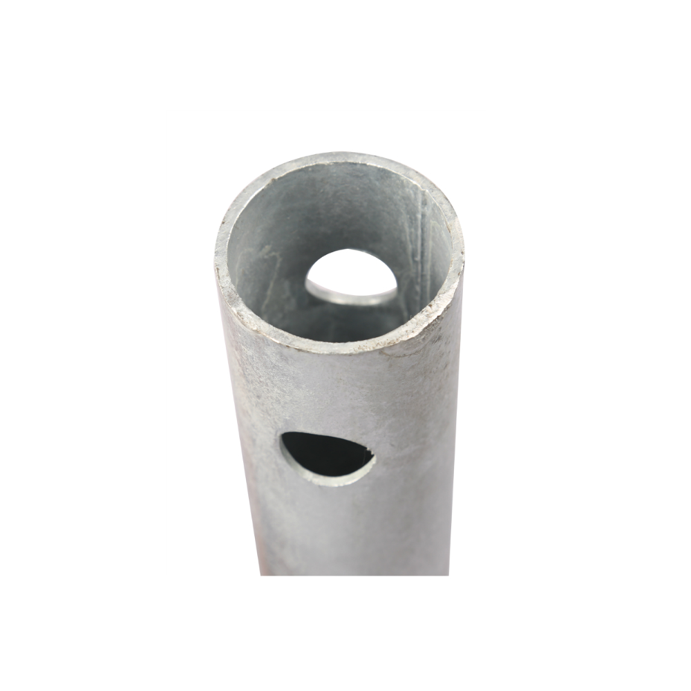 Ground Screw Pile Anchors For Solar Panel Structure