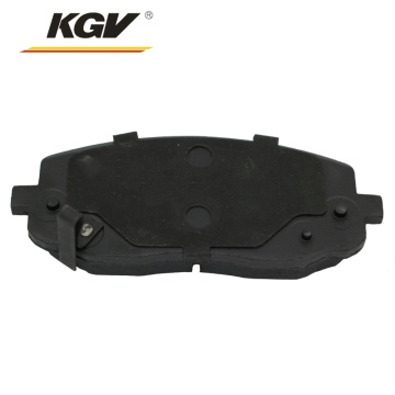 Spare Parts Brake Pad For Korea Kia