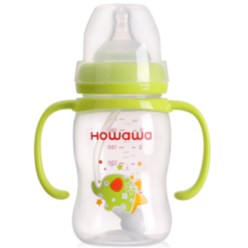 Wide Neck Milk Bottle For Baby Feeding