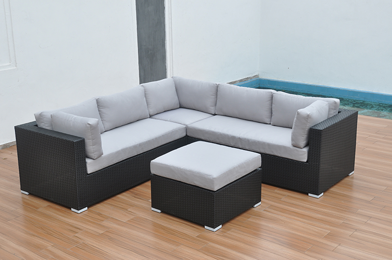 Popular Garden Rattan Sofa Furniture