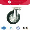 Swivel Plate Rubber Caster