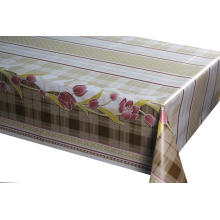 Low Cost for China Printed Non Woven Backing Tablecloth,Pvc Printed Tablecloth, Chicken Series Printed Pvc Tablecloths Manufacturer Poly-vinyl Tablecloth with Non-woven Back supply to Armenia Manufacturers